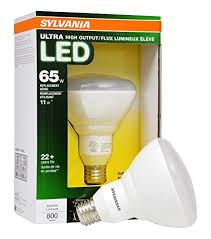 65w led flood light sylvania 65w equivalent dimmable soft white br30 led flood light