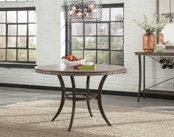 loon peak luxton round dining table u0026 reviews wayfair