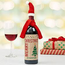 christmas wine personalized wine bottle labels christmas wine