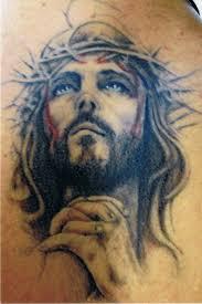 50 jesus tattoos for the faith sacrifices and strength