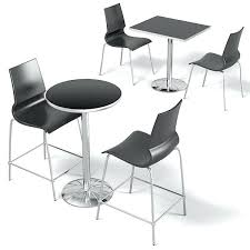 Modern Bistro Chairs Vintage Iron Marble Bistro Or Cafe Table 1 And At