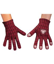 spiderman halloween costumes the amazing spider man movie 2 boys gloves costume accessory
