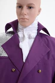 Prince Roger Nelson Home by Prince Rogers Nelson In Purple Rain Cosplay Costume Tailored In