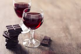 chocolate wine wine and chocolate can make you look younger