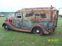 Antique Ford Truck Models - classic ford panel truck for sale on classiccars com 7 available