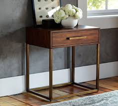 pretty pottery barn bedside table u2014 new interior ideas