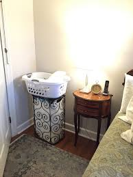 Laundry Room Hamper Cabinet by The Beginnings Of A Custom Pre Sorted Laundry Hamper Old Town Home