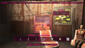city home decor fallout 4 vid 2 decorating home base in diamond city youtube