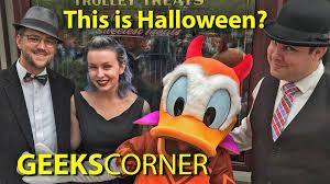 this is halloween hd this is halloween geeks corner episode 652