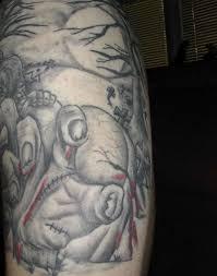 graveyard tattoos
