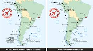 The Map Of South America by Galapagos Islands Map South America Travel Information Map