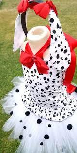Dalmatian Puppy Halloween Costume Disney Dalmatian Tutu 101 Dalmatians Kallygrace3boutique