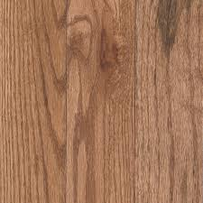 shop mohawk 3 25 in westchester oak solid hardwood flooring 17 6