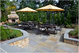 Paver Stones For Patios by Backyards Ergonomic Backyard With Pavers Outdoor Pavers Cost