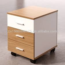 3 Drawer File Cabinet With Lock by Office Wooden 3 Drawers File Cabinet With Lock File Cabinet Drawer