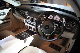 luxury cars inside rolls royce ghost australian reveal photos 1 of 27