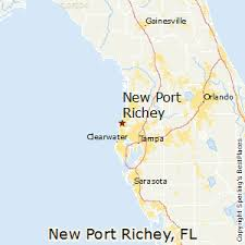 best places to live in new port richey florida