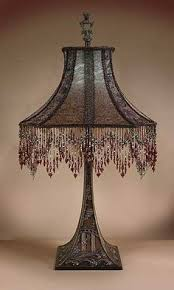 Vintage Floor Lamp Shades Vintage Floor Lamp With Victorian Lamp Shade Serendipity 0412