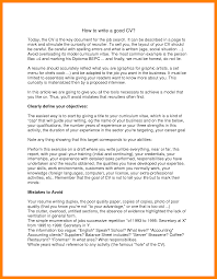 write good resume 5 how to make a good cv resumed job how to make a good cv make a good resume examples of good resumes that get jobs with how to make a good resume png