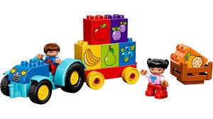 Anniversaire Tracteur by 10615 Mon Premier Tracteur Produits Et Ensembles Lego Duplo