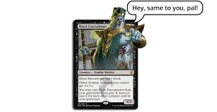 zombies reloaded magic the gathering