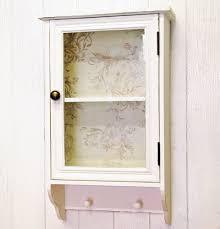 Shabby Chic Bathroom Furniture Shabby Chic Wall Cabinet On Bathroom Best