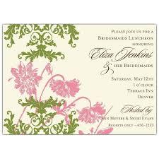 bridal shower luncheon invitations best 25 bridal luncheon invitations ideas on