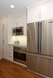 Led Backsplash by Best 25 Transitional Ovens Ideas Only On Pinterest Kitchen