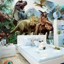 mural 3d three dimensional cartoon children s room wallpaper bedroom