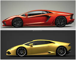 yellow and black lamborghini lamborghini comparison huracan vs aventador autoevolution