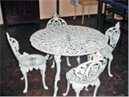 cast iron outdoor table patio white wrought iron patio table white cast iron outdoor