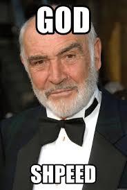 Sean Connery Memes - god shpeed sean connery tuxedo meme generator