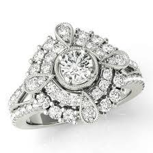 moissanite vintage engagement rings moissanite engagement rings australia uk usa worldwide