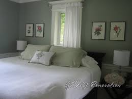 Green Painted Bedrooms - Green color bedroom