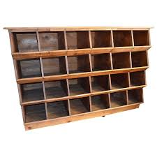 Closet Storage Shelves Unit Antique And Traditional Storage Shelving Unit Of Wood With Once