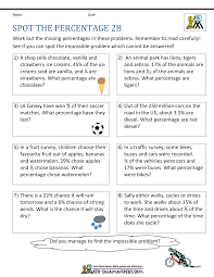 5th grade math problem solving percentage word problems