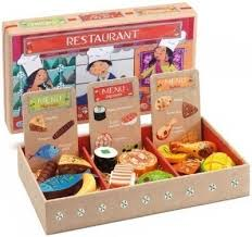 djeco cuisine djeco dj06547 set imitaci n restaurante comprar ahora toys