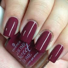 my dainty nails essence home sweet home nail polish