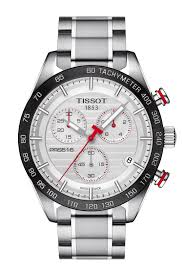 stainless steel bracelet tissot images Tissot prs 516 chronograph t1004171103100 png