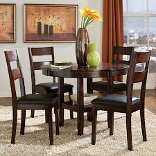 5 dining room sets pendwood 5 dining room set standard furniture furniturepick