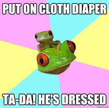 Cloth Diaper Meme - 5 funniest cloth diapering memes ecoable