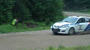 mazdaspeed cars new england forest rally stage 4 car 42 mazda speed 3 youtube