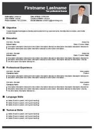 Free Fancy Resume Templates Free Resume Template Builder Resume Template And Professional Resume