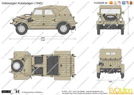 vw kubelwagen the blueprints com vector drawing volkswagen kubelwagen