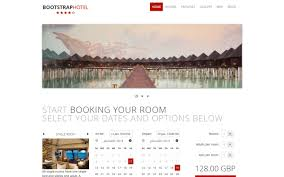 bootstrap hotel other bootstrap templates wrapbootstrap