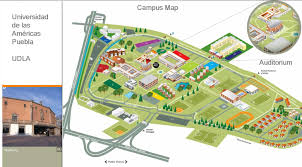 Udel Campus Map Udla Info