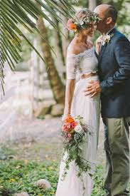 hawaiian weddings tropical boho chic hawaiian wedding