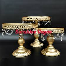 gold cake stands gold cake stand metal iron pendant cupcake stand wedding