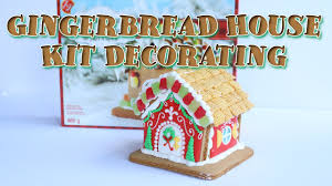 gingerbread house decorated with royal icing how to make a