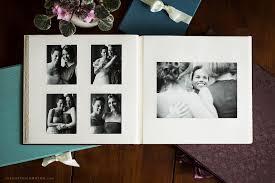 white wedding album linen matted wedding album justin hankins